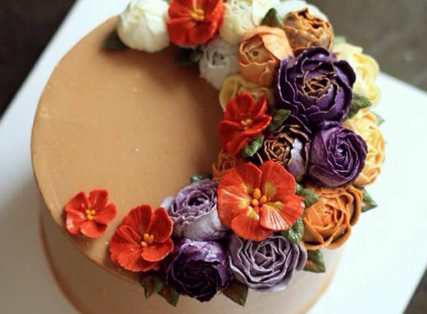 重庆蛋糕裱花哪里学