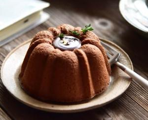 可可海绵蛋糕的制作方法插图